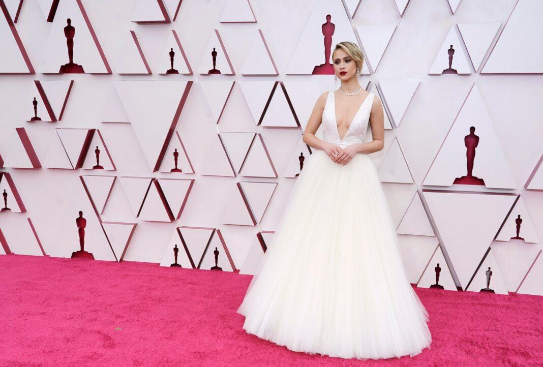 Oscars Red Carpet 2021: самые роскошные образы
