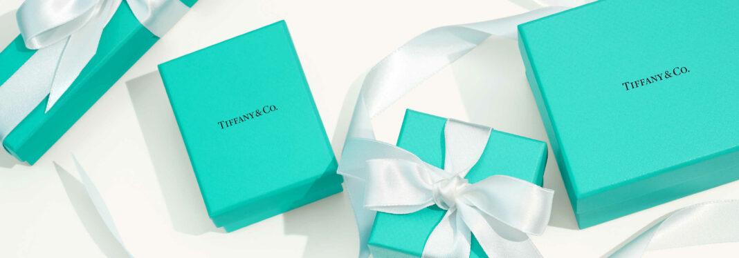 Tiffany & Co изменили цвет?