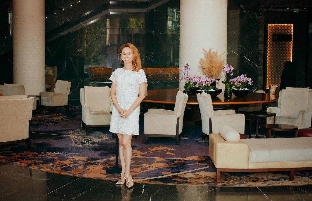 Елена Войтинская: карьера в крупной гостиничной корпорации